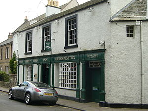 "Duddingston - The ""Sheep's Heid"", reputedly Scotland's oldest pub."