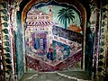 Sheikhupura Fort white haveli inside paintings 4.jpg