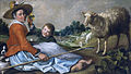 Shepherdess with a child, by Jacob Gerritz Cuyp.jpg