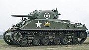 Sherman Tank WW2