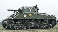 Sherman Tank WW2