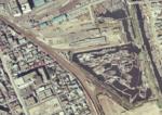 Shirotori Station-Aerial photography 1977.png