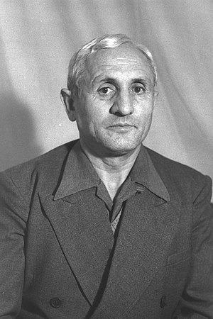 Shmuel Dayan