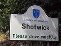 Shotwick sign - DSC06445.JPG