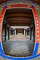 Shu-Shan Ancestral Shrine, Courtyard, Tianzhong Township, Changhua County (Taiwan).jpg