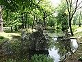 Siary zespół pałacowo-parkowy fontanna - Grupa Neptuna nr A-201 (7).JPG