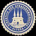 Siegelmarke Direktion der Strassenreinigung - Altona W0245869.jpg