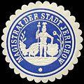 Siegelmarke Magistrat der Stadt Jerichow W0310408.jpg