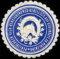 Siegelmarke Perleberger Vieh - Versicherungs - Gesellschaft auf Gegenseitigkeit zu Perleberg W0224223.jpg