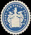 Siegelmarke Siegel der Stadt Schleiz W0380848.jpg