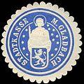 Siegelmarke Stadtkasse München-Gladbach W0310410.jpg