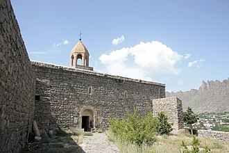 Meghri - Surp Hovhannes Church of the 17th century