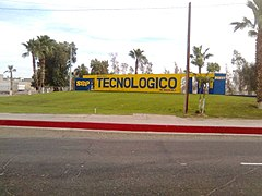 Signboard of Instituto Tecnológico de Mexicali.jpg
