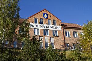 Sigtuna Municipality - Head Office of Sigtuna Municipality in Märsta