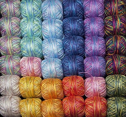 Silk Yarn (3538527583)
