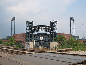 Joliet, Illinois - Joliet Route 66 Stadium