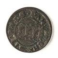 Silvermynt, 11 skilling, 1677 - Skoklosters slott - 109622.tif