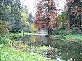 Simeria Dendrological park - lake - panoramio.jpg
