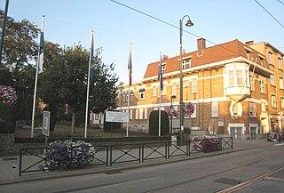 Sint-Agatha-Berchem Municipality in Belgium