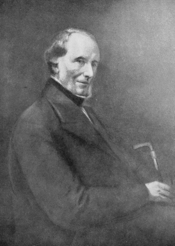 Sir Andrew Smith portrait