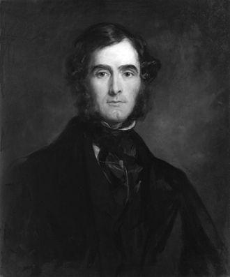 Francis Grant (artist) - Francis Grant, self-portrait, c. 1845