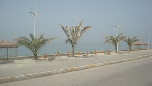Bandar Siraf - Beachfront in Siraf