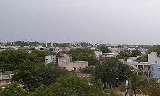 Sivakasi - Image: Sivakasi view