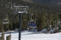 Skiers on ski lift, Mammoth Lakes, California LCCN2013633733.tif