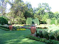 The State Botanical Garden At Skylands