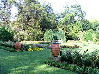 New Jersey - The New Jersey Botanical Garden at Skylands in Ringwood State Park, Passaic and Bergen counties