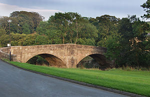 Forest of Bowland - Slaidburn Bridge, Slaidburn