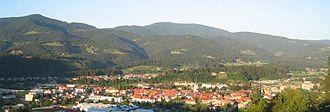 Slovenj Gradec - Image: Slovenj Gradec