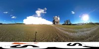 File:Smoke and Fire with a 360 View of RS-25 Engine Test.webm