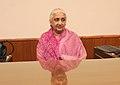 Smt. Chandresh Kumari Katoch taking over the charge as the Union Minister for Culture, in New Delhi on November 05, 2012.jpg