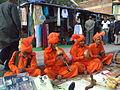Snake charmers in Dilli Haat.jpg