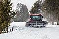 Snow groomer near Madison Junction (33007621083).jpg
