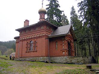 Sokołowsko - Russian Orthodox Chapel