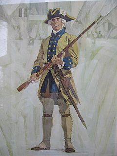 Military of New France