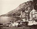 Sommer, Giorgio - Hafen von Amalfi (Zeno Fotografie).jpg