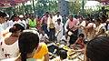 Somvati Mahayag at Veerabhadra Devathan Vadhav in presence of Balyogi Om Shakti Maharaj. 05.jpg