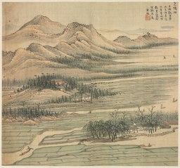 Baoyang Lake (1998.78.14)