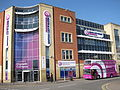 South & City College Birmingham - formerly South Birmingham College - Digbeth Campus.JPG