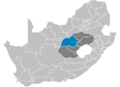 South Africa Districts showing Lejweleputswa.png