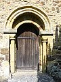 South Door, Ewhurst Parish Church - geograph.org.uk - 535200.jpg