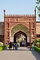 South Gateway - Diwan-i-Am Courtyard - Northern View - Agra Fort - Agra 2014-05-14 4200.JPG