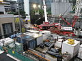 South Island Line construction site in Admiralty (May 2014).JPG