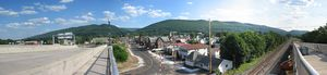 South Williamsport, Pennsylvania - Image: South Williamsport Pennsylvania Panorama