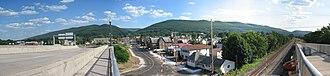 South Williamsport, Pennsylvania - Image: South Williamsport Pennsylvania Panorama