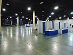 Southern exhibit hall, South Towne Exposition Center, Apr 16.jpg