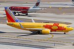 Southwest Airlines Boeing 737-700 New Mexico One KvW-2.jpg